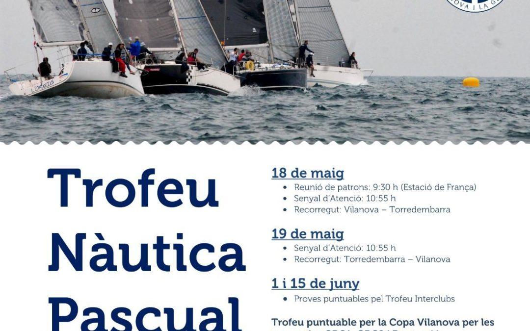 TROFEU NÁUTICA PASCUAL